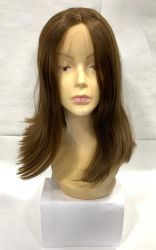 Peruca Front Lace Liso - 30 Cm - 205 Gr - 01 Unidade