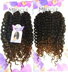 Cabelo Orgânico Miracle Crochet - Helena - T4/30